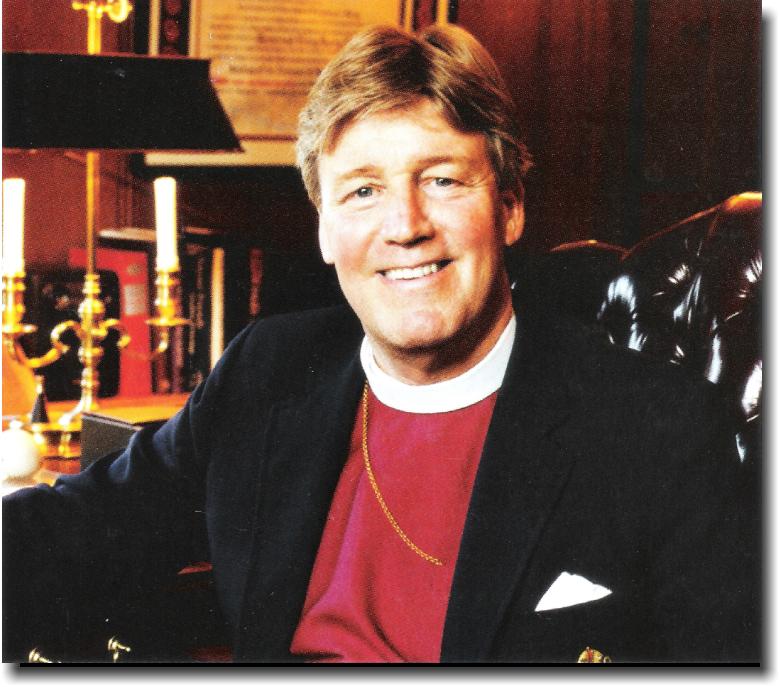 Bishop Craig Anderson, rector Emmanuel Episcopal Parish Orcas Island, Washington