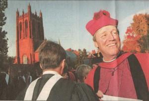 Bishop Craig B. Anderson at St Paul's School installation