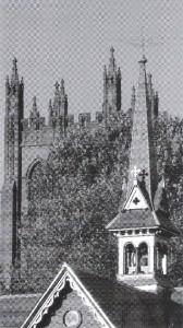 Bishop Craig Anderson - St Paul's School - Concord, N.H.